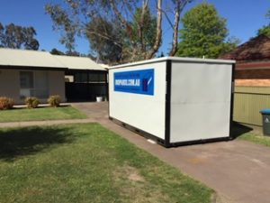 Mobile Self Storage Adelaide cheap storage